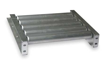 Ashland Roller Conveyor 10 ft. L 10BF Type 4F10KA45B10