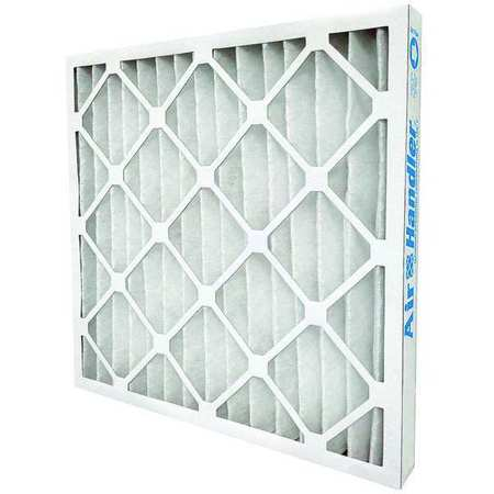 "Standard Capacity Pleated Air Filters , MERV 7,  H 8""-15"""