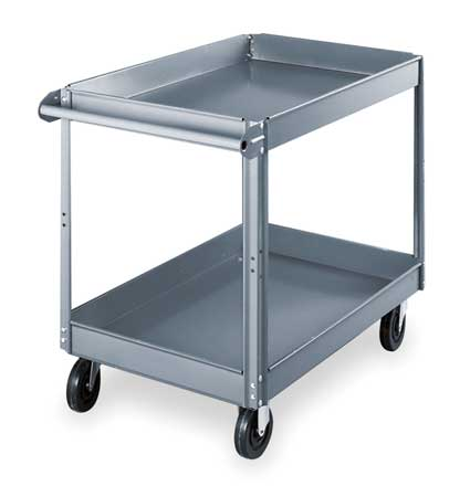 Commercial Steel Service Carts