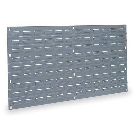 2W717 Louvered Panel, 35-3/4 x 5/16 x 19 In