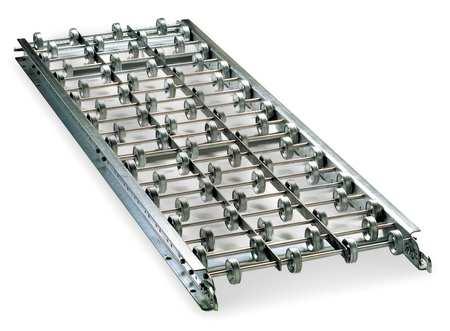 Ashland Skatewheel Conveyor 5ft L 12in. W