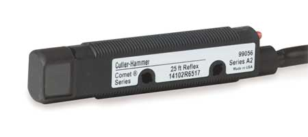 Photoelectric Sensor Cylinder Reflective Model 14102R6513 by USA Eaton Photoelectric Sensors
