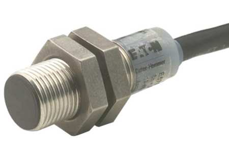 Proximity Sensor Inductive 12mm NC Model E57SBL12A4E by USA Eaton Proximity Sensors & Switches