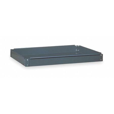 Value Brand Service Cart Tray 500 lb. Gray Steel