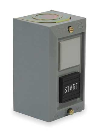 Push Buttn Cntrol Station 1NO Start 30mm by USA Square D Electrical Push Button Control Stations
