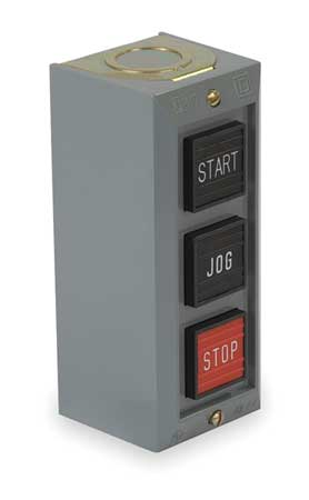 Push Buttn Contrl Station Start/Jog/Stop by USA Square D Electrical Push Button Control Stations