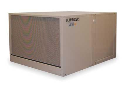Ducted Evaporative Cooler,5000 cfm,3/4HP -  MASTERCOOL, 2YAE8-2HTL4-3X275