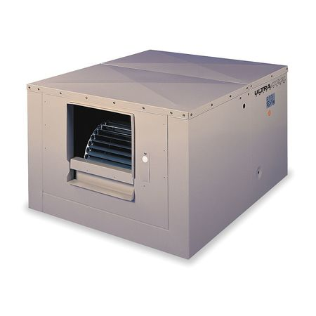 Ducted Evaporative Cooler,6000 cfm,3/4HP -  MASTERCOOL, 2YAF2-2HTL2-3X275