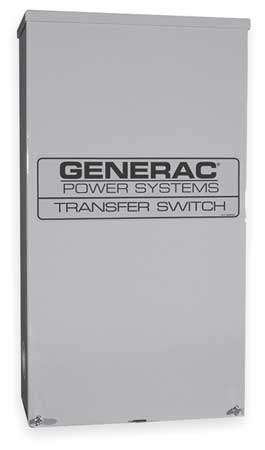 Automatic Transfer Switch 240V 48 in. H by USA Generac Electrical Generator Accessories
