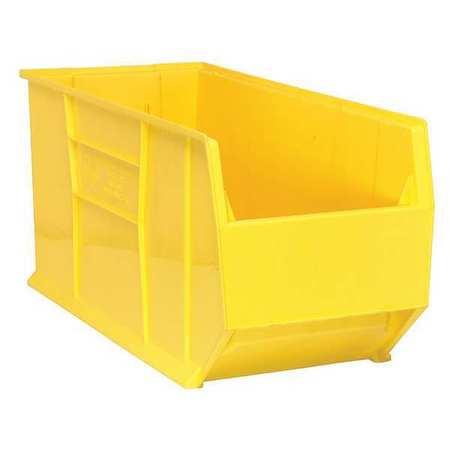 Bin,35-7/8 In. L,16-1/2 In. W,yellow
