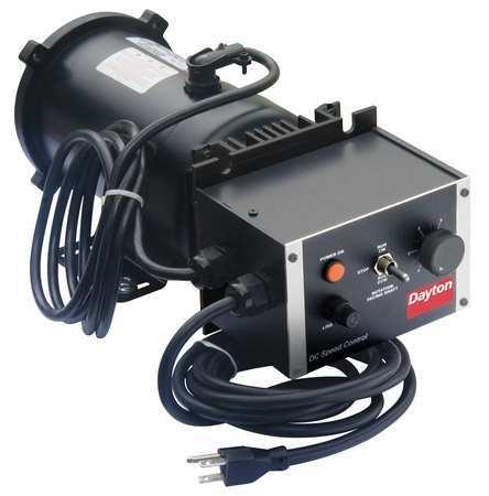 Adjustbl Speed Motor Perm Magnet DC 3/4 Model 2Z846 by USA Dayton DC Permanent Magnet Motors