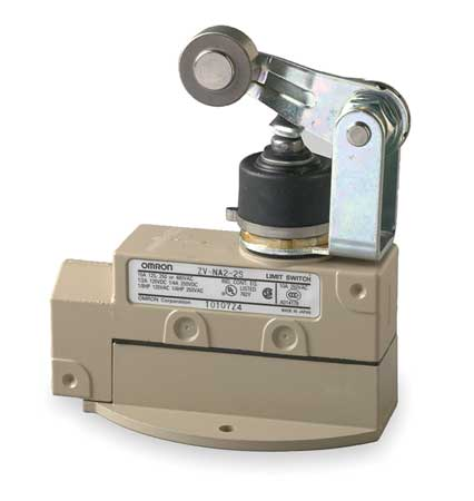 Enclosed Limit Switch Model ZVNA22S by USA Omron Electrical Limit Switches