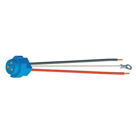 Male Plug in Pin Pigtail by USA Grote Electrical Wire Connectors