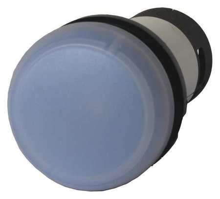 Raised Indicator Light White 120VAC by USA Eaton Electrical Control Pilot Lights