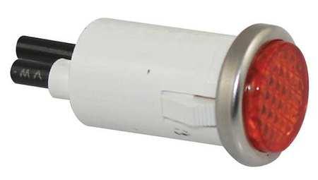 Flush Indicator Light Amber 120V by USA Value Brand Electrical Control Pilot Lights