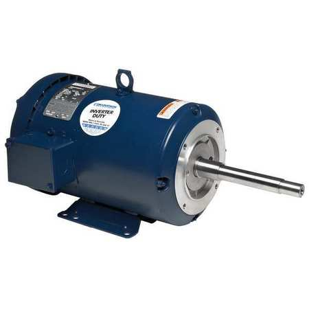Close Coupled Pump Motor 15 HP 3535 rpm Model 254TTFL16010 by USA Marathon Close Coupled Pump Motors