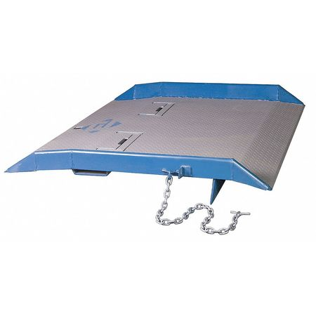 Bluff Container Ramp Steel 20 000 lb 96 x 72In