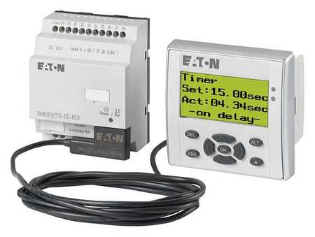 Extension Module For Easy Relay Display by USA Eaton Industrial Automation Programmable Controller Accessories