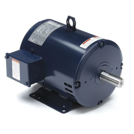 Belt Drive Mtr 3 Ph Dripproof 2and1/2HP by USA Marathon Close Coupled Pump Motors