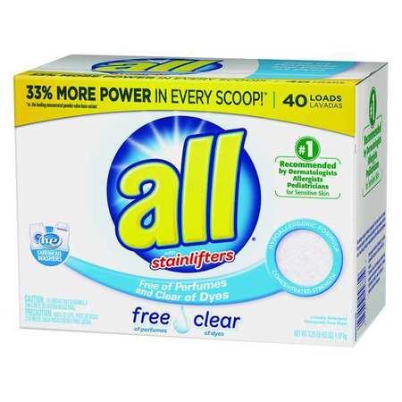 Ultra 52 Oz. Box Characteristic Powder Laundry Detergent