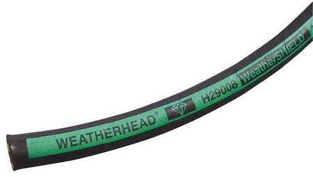 """GENUINE WEATHERHEAD EATON HYDRAULIC HOSE H01708 1//2/"""" 50/' TWO FIBER BRAID 100R3"""