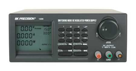 Programmable DC Power Supply Digital Model 1698 by USA B&K Electrical AC DC Power Supplies