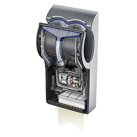 Dyson Hand Dryer Integral Polycarbonate Abs 301853 01