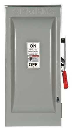100 Amp 600vac Single Throw Safety Switch 2p