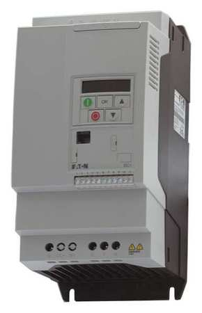 Variable Frequency Drive 10 HP 380 480V Model DA1 34018FB A20C by USA Eaton Variable Frequency Open Enclosure Drives