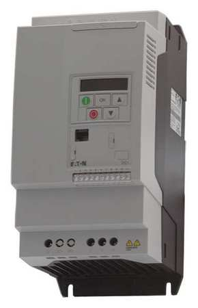 Variable Frequency Drive 10 HP 380 480V Model DC1 34018NB A20CE1 by USA Eaton Variable Frequency Open Enclosure Drives