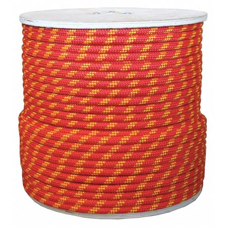 Value Brand Climbing Rope 1/2 in x 600 ft 32 Strand