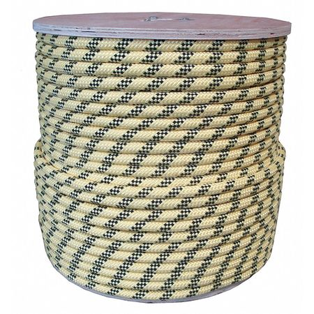 Value Brand Climbing Rope 1/2 in x 600 ft 32 Strand Type 20TL71