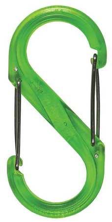 Nite Ize Carabiner Clip 3-1/2 in. Lime