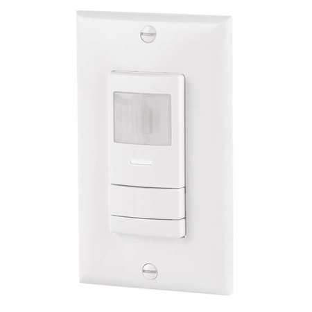Occupancy Sensor PIR 2000 sq ft White by USA Acuity Infrared Motion Sensors
