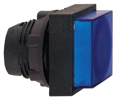 Illum Push Button Operator 22mm Blue Model ZB5CW163 by USA Schneider Electrical Illuminated Pushbuttons