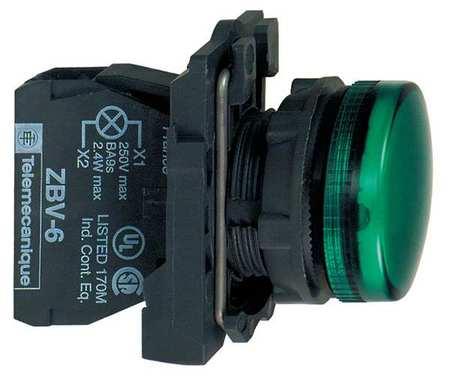 Pilot Light LED 240V Blue by USA Schneider Electrical Control Pilot Lights