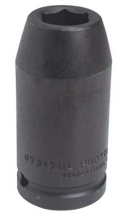 Proto Impact Socket 3/4 In Dr 34mm 12 pt