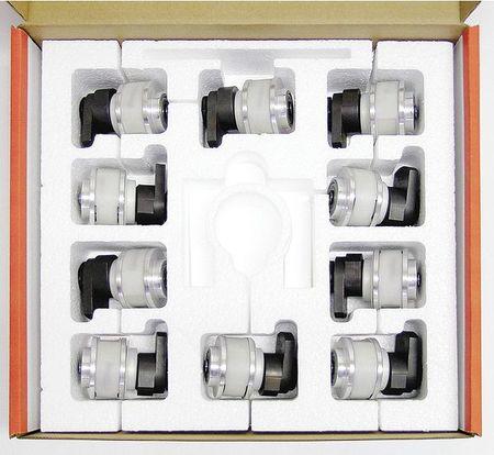 Dynabrade Dynorbital Silver Supreme Drop In Motor
