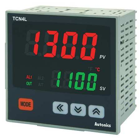 Temperature Controller Model 21HJ31 by USA Autonics Industrial Automation Temperature Controllers
