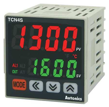 Temperature Controller Model 21HJ32 by USA Autonics Industrial Automation Temperature Controllers