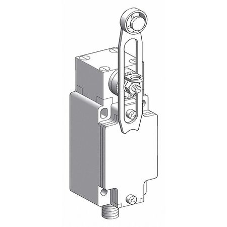 Heavy Duty Limit Switch Model XCKJ10541D by USA Telemecanique Electrical Limit Switches