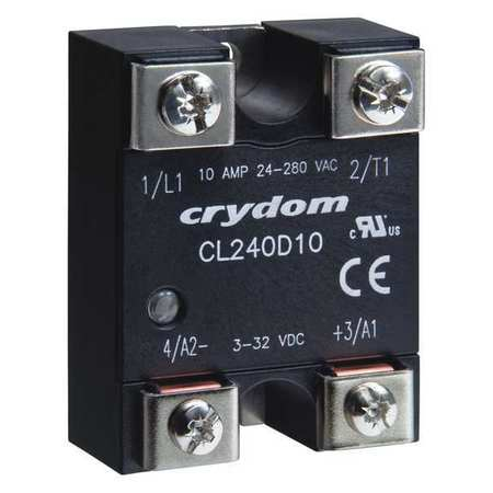 Solid State Relay 3 to 32VDC 5A by USA Crydom Electrical Solid State Relays