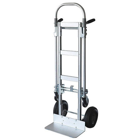 Value Brand Convertible Hand Truck Height 51-3/4 In