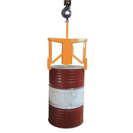 Value Brand Drum Lifter 1 Drum 55 gal. 800 lb. 23 In