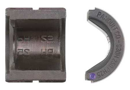 Crimp Die Tool Steel PR Model CD 930G 500 by USA Panduit Electrical Ground Rods & Clamps