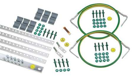 Cabinet Ground Kit Various Model CGK630U by USA Panduit Electrical Ground Rods & Clamps