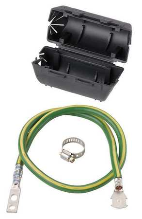 Grounding Kit Various by USA Panduit Electrical Ground Rods & Clamps