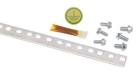 Grounding Strip Kit Various by USA Panduit Electrical Ground Rods & Clamps