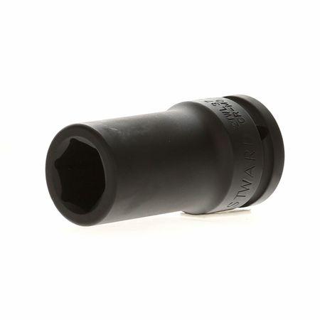 Westward Impact Socket 3/4In Dr 24mm 6pts Type 21WL37