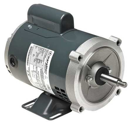 Motor Cap Start 1/3 HP 115/208 230V 56J by USA Marathon Jet/Well Pump Motors